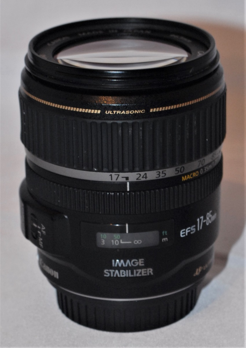 Canon 17-85mm f4-f5.6 IS USM - ON HOLD