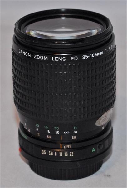 Canon 35-105mm f3.5-f4.5