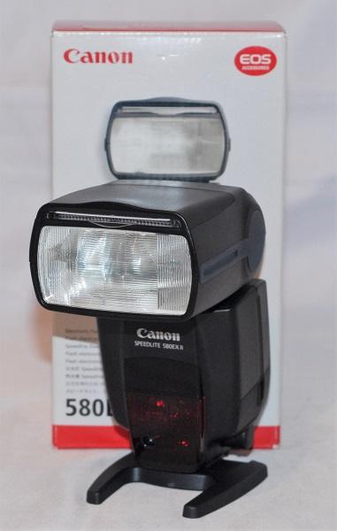 Canon Speedlite 580EX Mk II (unused)