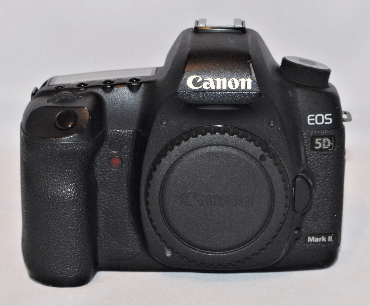 Canon EOS 5D Mk II SOLD