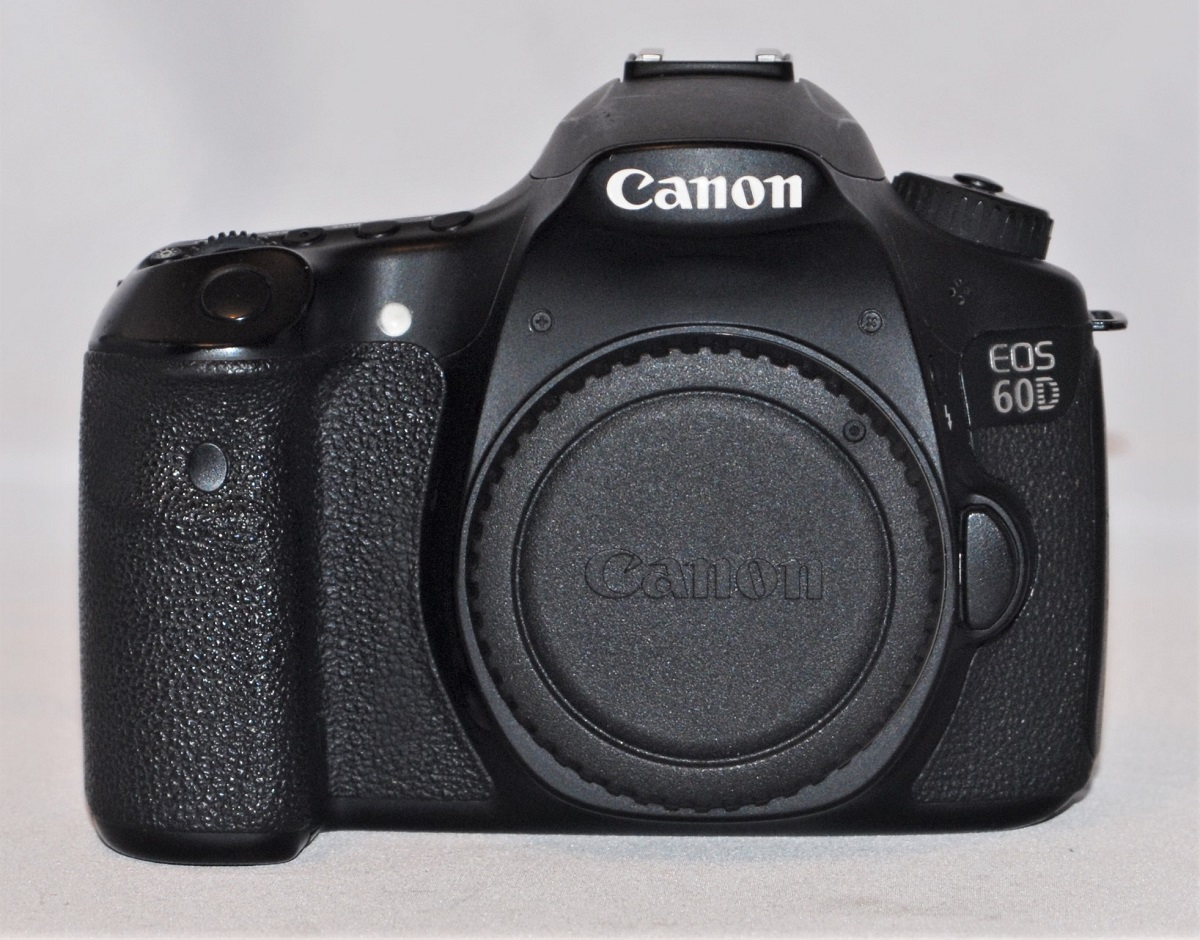 Canon EOS 60D. Excellent condition. SOLD