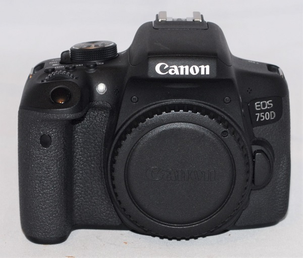 Canon EOS 750D (excellent condition) SOLD