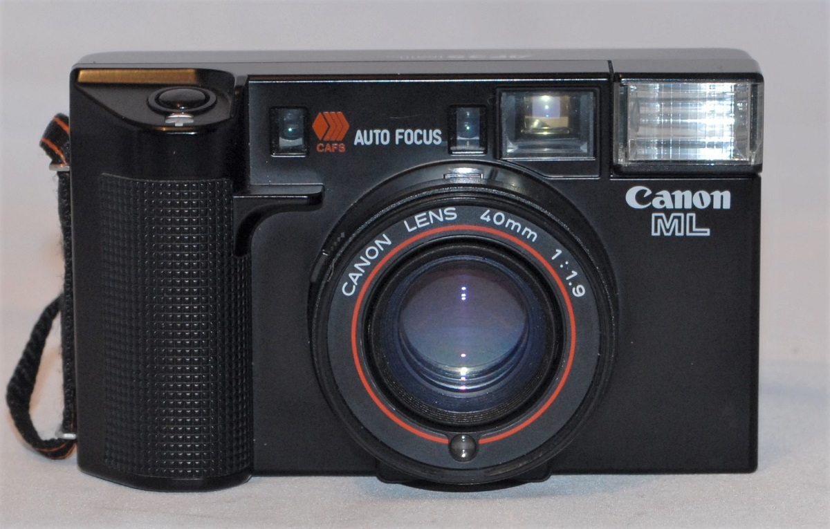 Canon ML. Excellent condition - SOLD