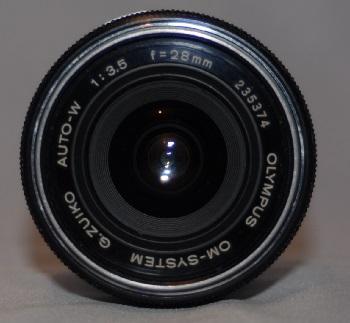Olympus 28mm f3.5