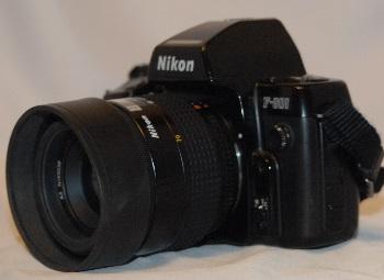 Nikon f-A1 f-801 +35mm-70mm f3.3-4.5