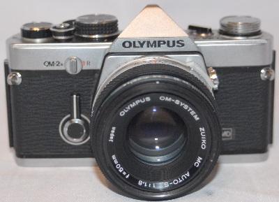 Olympus OM-2n f1.8 50mm