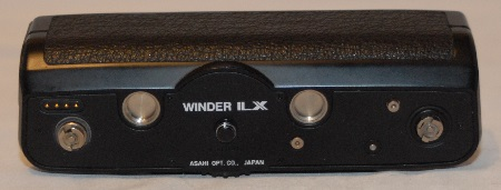 Pentax winder LX