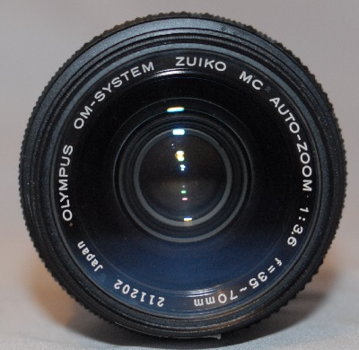 Olympus Zuiko 35mm-70mm f3.6