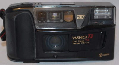 Yashica T3 Carl Zeiss T* 35mm f2.8
