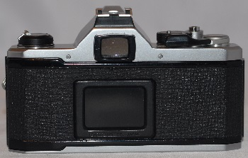Pentax MX + 50mm f2 lens
