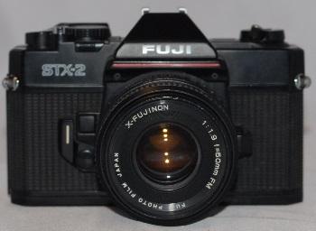 Fuji STX-2 + 50mm f1.9