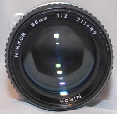 Nikon 85mm f2