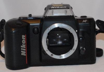 Nikon F-401