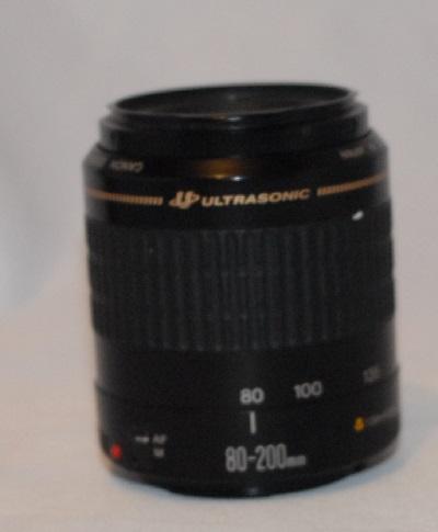 Canon 80-200mm f4.5-5.6
