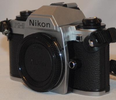 Nikon FG-20 near mint