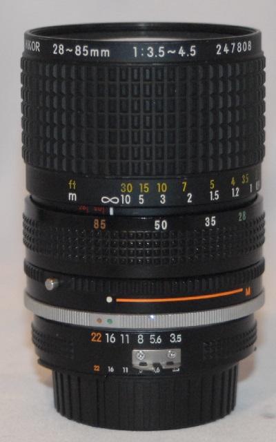 Nikon 28-85mm f3.5-4.5