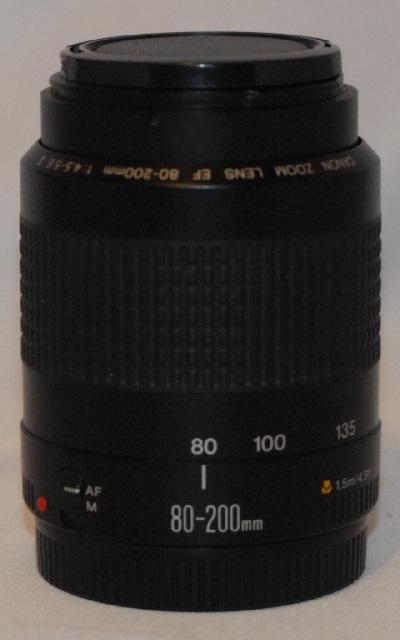 Canon 80-200mm f4.5 -5.6