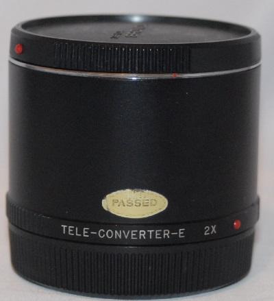Tele-converter-E 2x