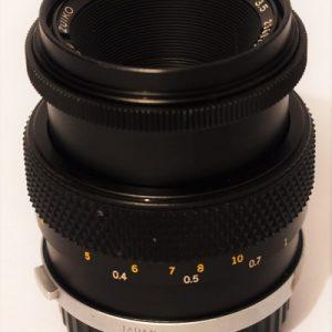 Olympus 50mm f3.5 macro