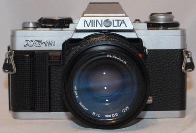 Minolta XG-M SOLD