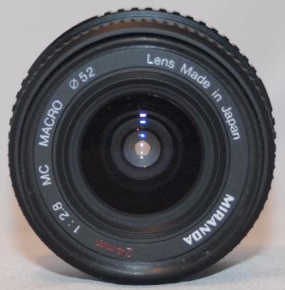 Miranda Macro 24mm 2.8