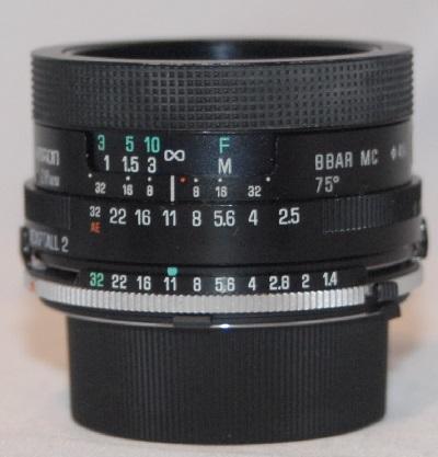 Tamron 28mm f2.5