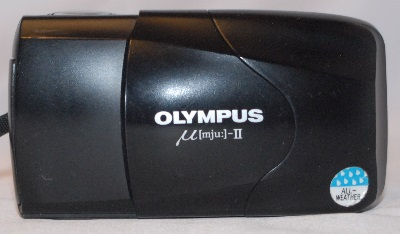 Olympus mju ii