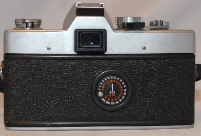 Minolta SR T 101 with f1.7 50mm lens
