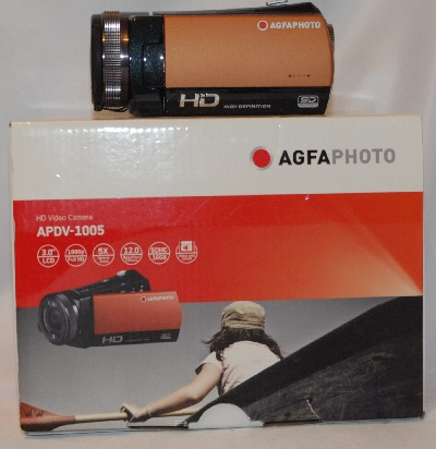 AGFAPHOTO APDV-1005 HD video camera