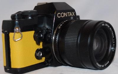 Contax 139 Quartz + f3.5-4.5 42-75mm