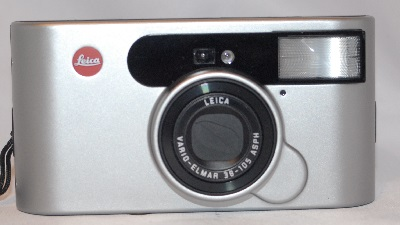 Leica c1 38-105mm vario-elmar zoom (with case)