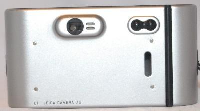 Leica c1 38-105mm vario-elmar zoom (with case)