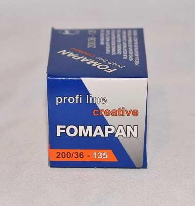 Fomapan 200 Creative (35mm 36exp) - SOLD