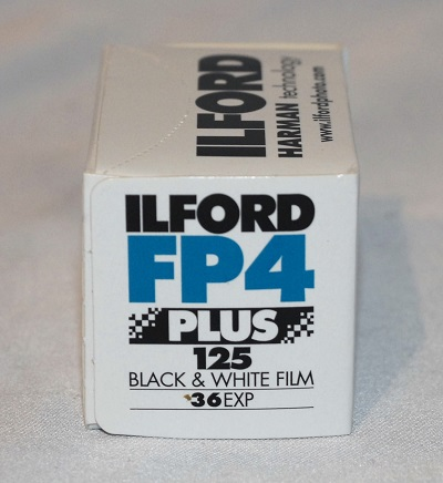 Ilford FP4 35mm (36 exposures)