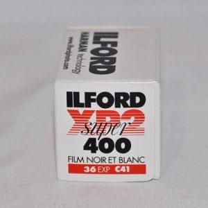 Ilford XP2 Super (36 EXP, 400 ISO, C41)