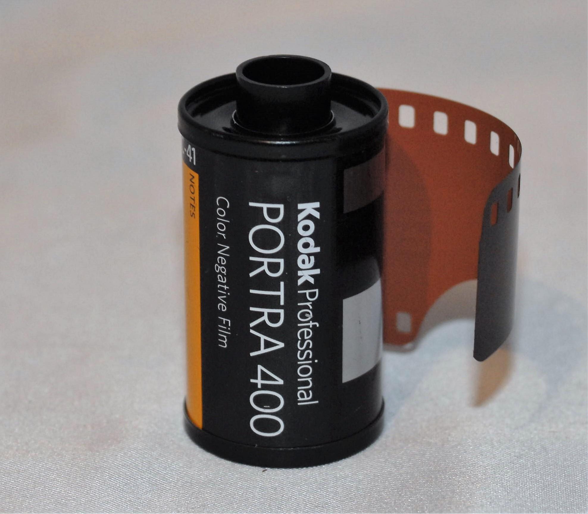 Kodak Porta 400 35mm (36 exposures)