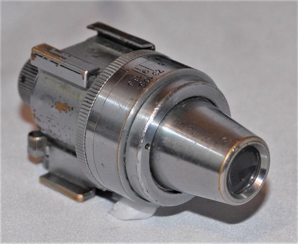 Leica viewfinder