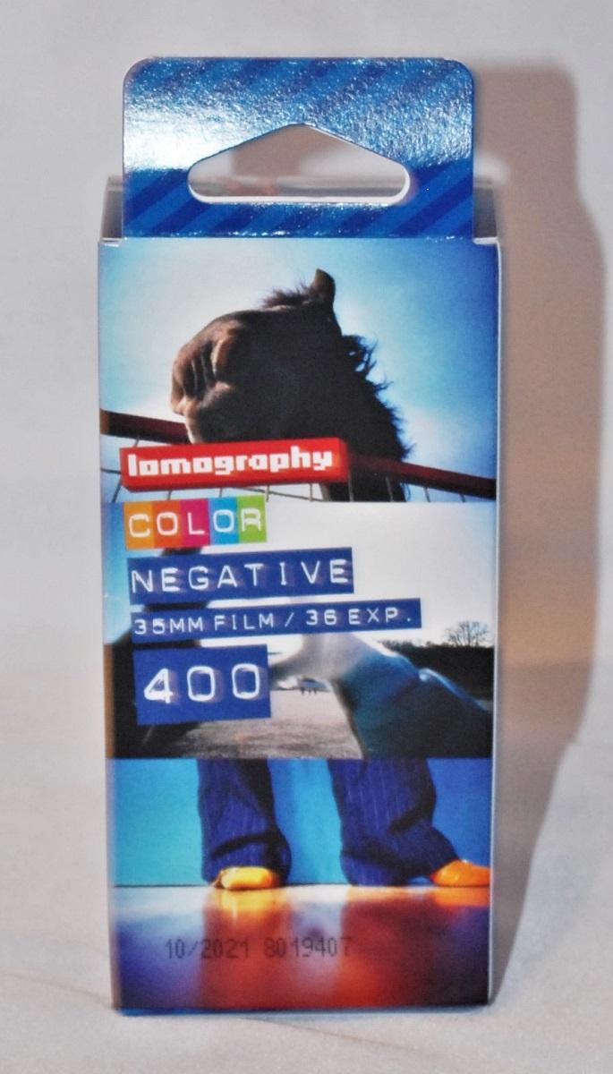 Lomography Color Negative 35mm film/36 exp. 400