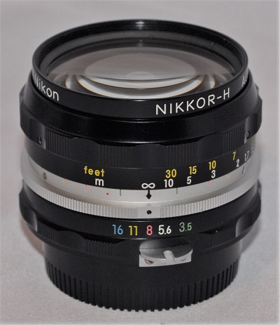Nikon 28mm f3.5 (mint condition)