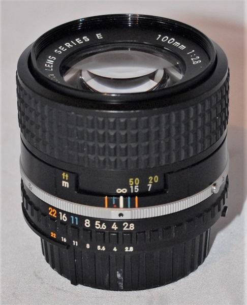 Nikon 100mm f2.8 Series E (excellent condition)