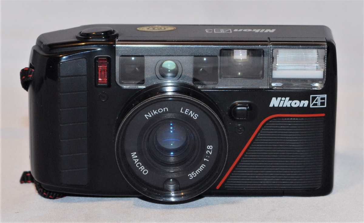 Nikon AF3. Excellent condition.