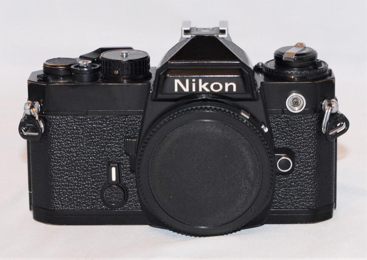 Nikon FE. Excellent condition - SOLD