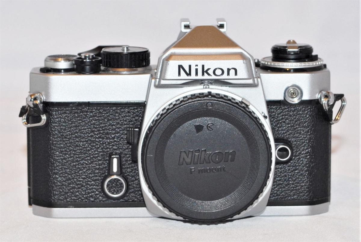 Nikon FE. Excellent condition.