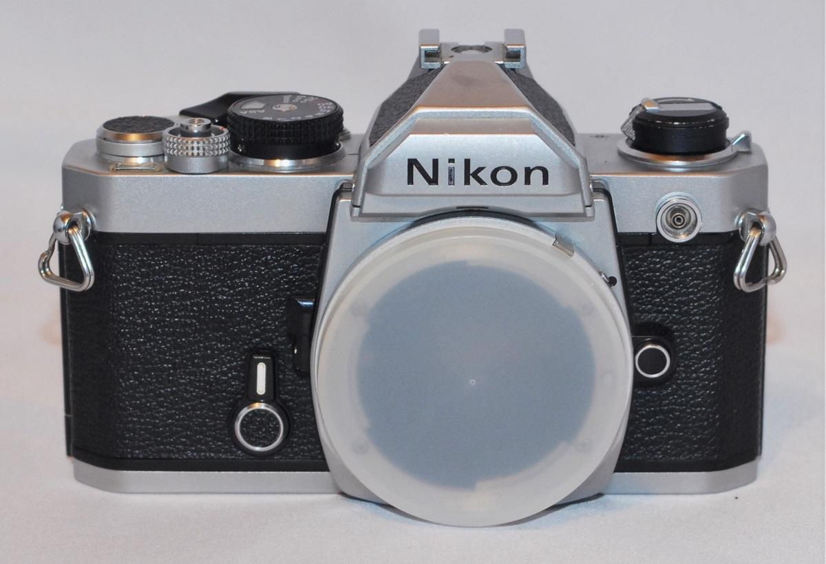 Nikon FM. Excellent condition.
