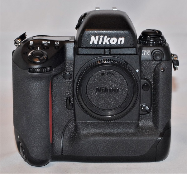 Nikon F5. Near mint condition.
