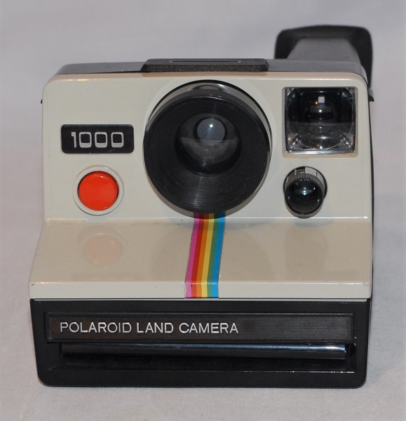 Polaroid 1000 (excellent condition) SOLD