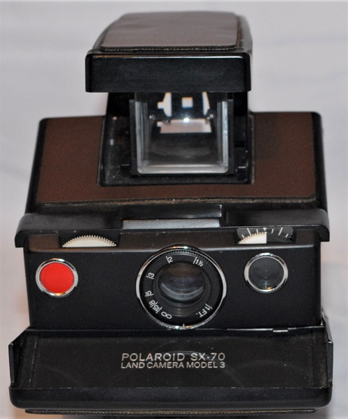 Polroid Land Camera SX-70 Land Camera Model 3