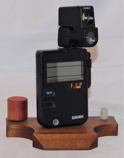 Sekonic Digilite F L-328 + L328 viewfinder. Excellent condition. SOLD