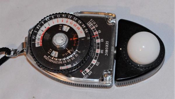 Sekonic Studio Deluxe Model L-398