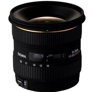 Sigma 10-20mm f4-f5.6 DC HSM(NEW)
